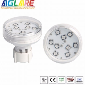 RGB 5050 cameleon LED auto running 45mm diameter e...