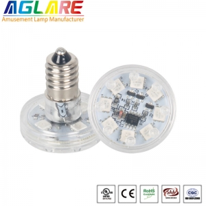 24V Led cabochon forain lampe for Lunapark Ride...