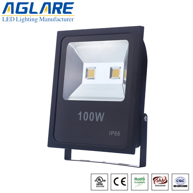 100w high power led football field flood light