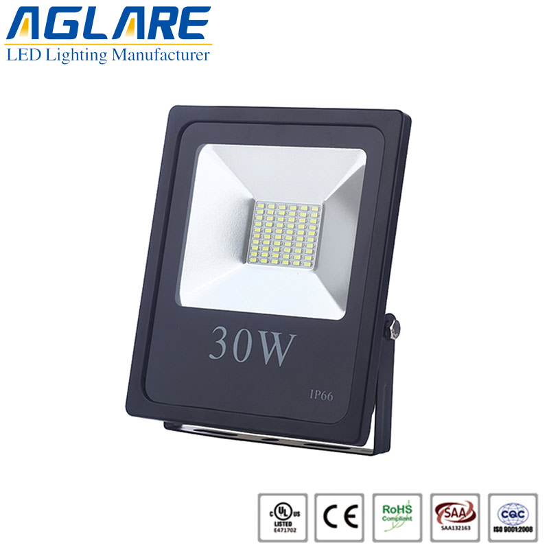 30w led sport ground flood light