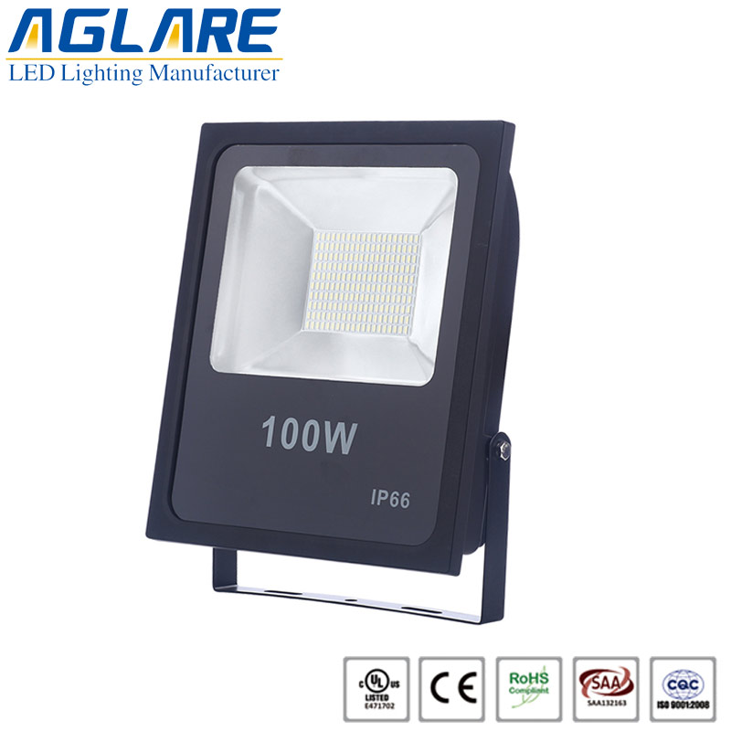 100w led construction flood light