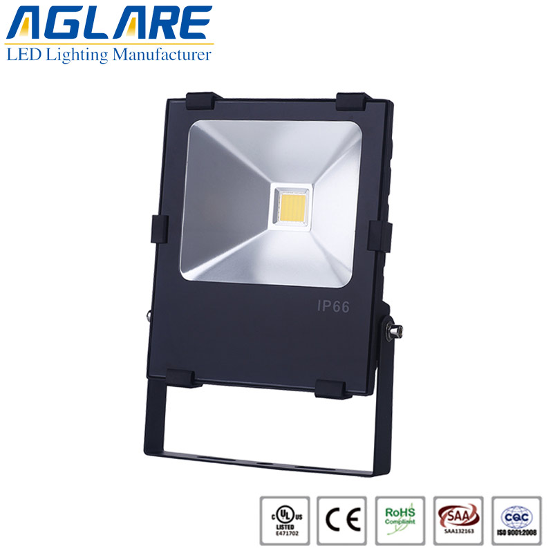 50w white garden floodlight
