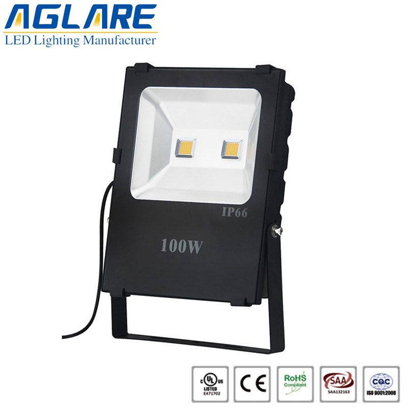 100w outdoor tree led flood light