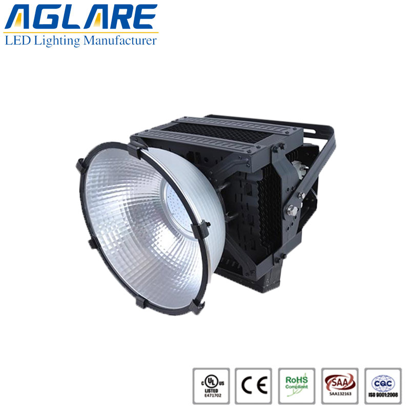 400W led high bay commercial warehouse lighting