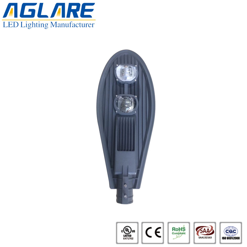 120W COB LED street light lamp