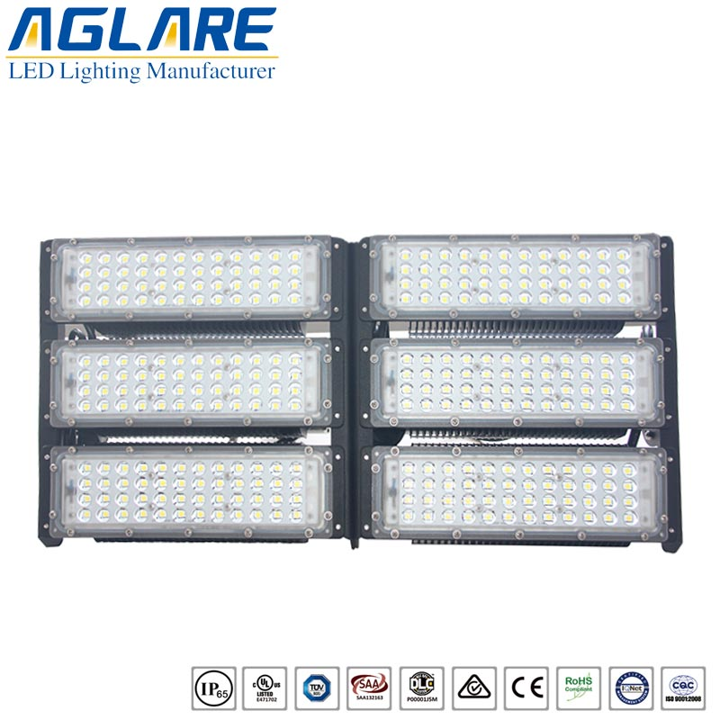 300W led tunnel light fixtures