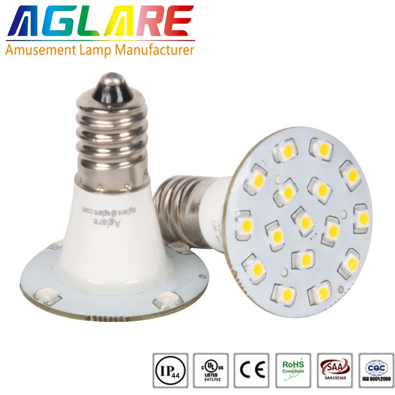 china e14 funfair amusement led lamps