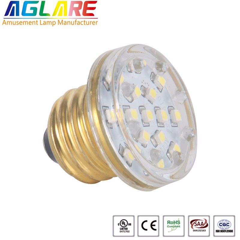 super bright single color E27 60V/110V/220V SMD3528 amusement led lighting