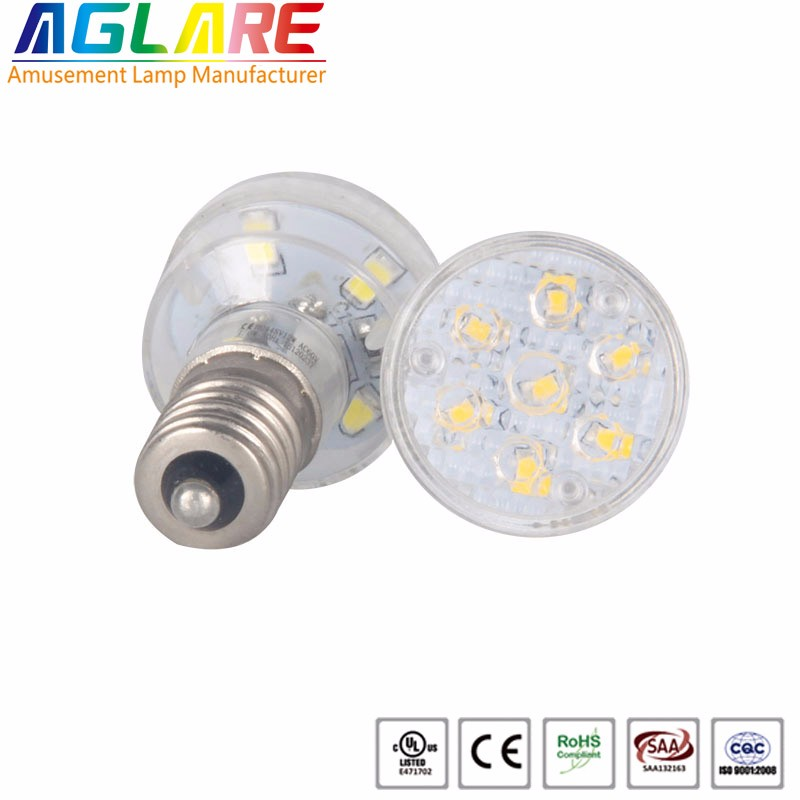 HOT SALE 14 LEDs E14 led single color amusement light