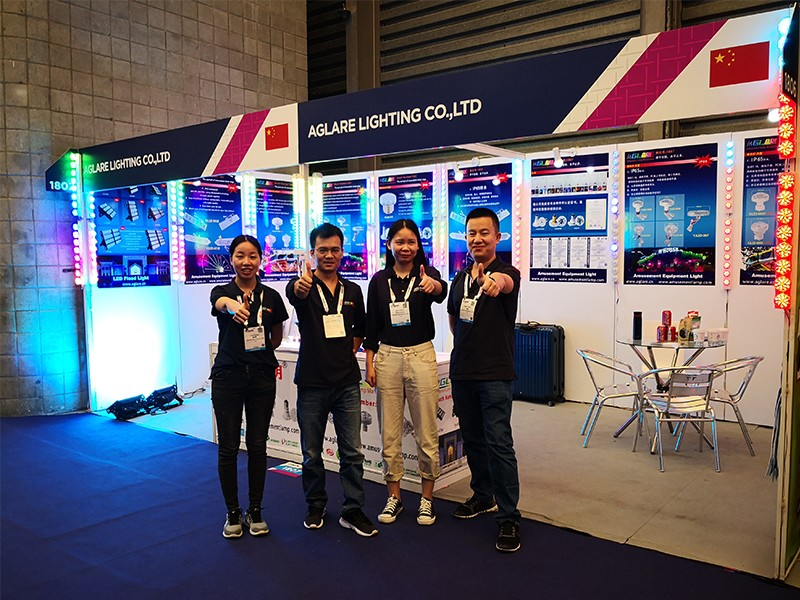 We make a success in Asian Attractions Expo 2019